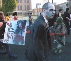 diy zombie costumes and makeup tutorials