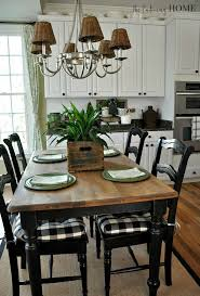 Kitchen Table Design Black Kitchen Table Entrancing Black Dining Room Table With Leaf