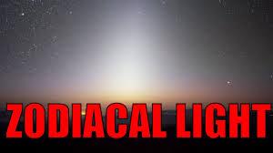 natural light zodiacal light astronomy video natural light phenomenon youtube