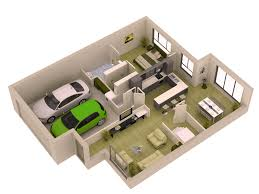 garage house floor plans 9 3d small house plans 2015 for modern home floor layout