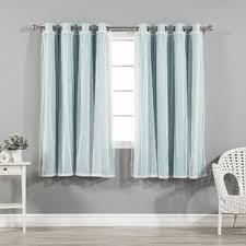Royal Blue Blackout Curtains Royal Blue Blackout Curtains Wayfair