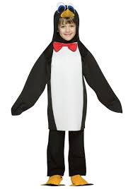 pirate halloween costume kids child penguin costume