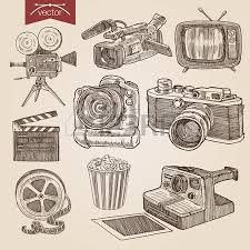 44 286 vintage camera cliparts stock vector and royalty free