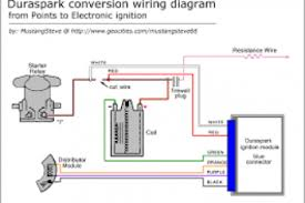 chevy hei distributor wiring diagram u0026 repair guides within delco