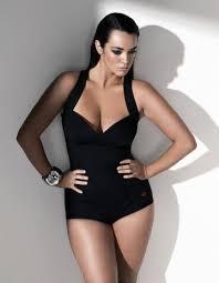 black one piece swimsuit from betty diamond curvy swimwear