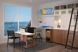 Home Office Shelving by Custom Home Office Furniture Amaze Office Cabinets And Desks 1