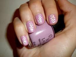 cute nail designs for short glamorous designing nails at home