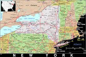 Free State Maps by Ny New York Public Domain Maps By Pat The Free Open Source