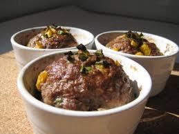 cuisiner steak haché muffins au boeuf haché à la alexandre recettes du québec