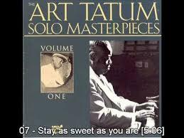 Art Tatum Blind Jazz Louis Armstrong Miles Davis Charlie Parker Thelonious