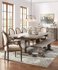 distressed dining room sets house dining room furniture picture aldridge extendable table