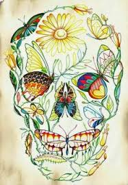 can you find the hidden skull in this piece by dino nemec my