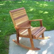 Rocking Patio Chair Fabulous Patio Rocking Chairs Wood Wood Patio Chair Plans