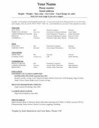 resume template 79 fascinating free printable templates