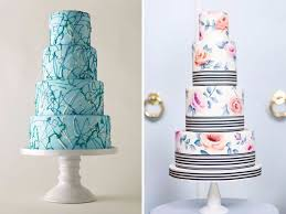 top ten wedding cakes trends in 2016 everafterguide