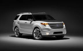 Ford Explorer Custom - 2011 ford explorer by cgs performance products conceptcarz com