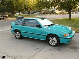 1986 honda crx news reviews msrp ratings with amazing images