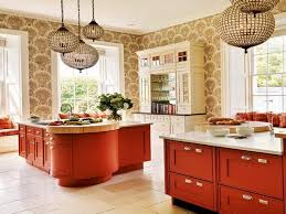 Orange Kitchens Ideas Typical Kitchen Color Schemes Personalized U2014 Decor For Homesdecor