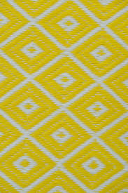 Yellow And White Outdoor Rug Rugs Curtains Exciting Yellow And White Plastic Indoor