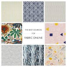 Home Decor Fabric Canada by Best Online Fabric Stores Emily Henderson