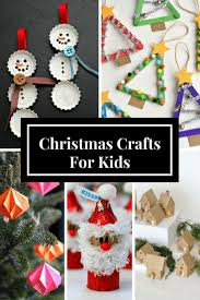 22 best easy christmas crafts for kids images on pinterest