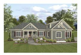 eplans cottage house plan versatile open layout 1800 square