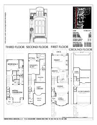 narrow townhouse floor plans row houses converting to a 1 car garage carport would give room
