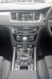 peugeot 508 interior 2016 review peugeot 508 wemotor com