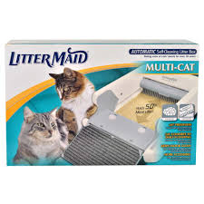 Hamster Cages Petsmart Littermaid Multi Cat Automatic Self Cleaning Litter Box Petco