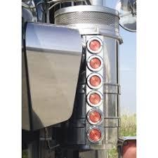 peterbilt air cleaner lights cleaner lights