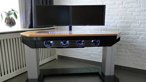 Computer Desk Diy Computer In Desk Build Your Own Diy Office Computer Desk This
