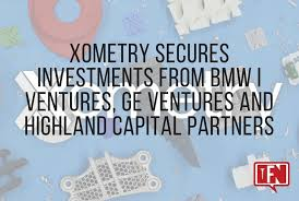 bmw i ventures secures investments from bmw i ventures ge ventures and highland