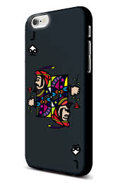 jack of spades black phone cases canofjuice home decor online