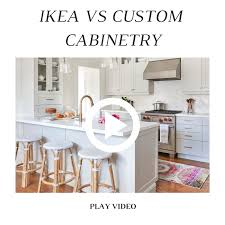 ikea kitchen cabinets average price what s the difference ikea vs custom kitchens hay