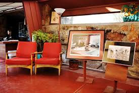 Taliesin West Interior Gallery Of Ad Classics Taliesin West Frank Lloyd Wright 14