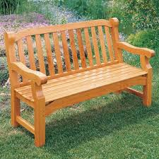 Garden Bench Hardwood English Garden Bench Plan Garden Benches Woodworking Plans And