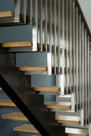 Modern Stair Banister Stair Balusters Fashion Other Metro Modern Staircase Image Ideas