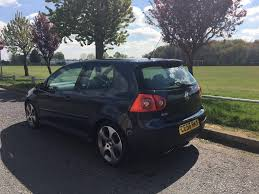 56 2006 volkswagen golf gti 3dr manual blue full service