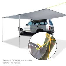 Vehicle Awning 2mx3m Car Side Awning Roof Top Tent U0026 Extension Camper Trailer