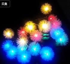 the led string of christmas lights led solar lamp series of