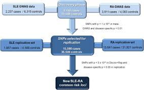 Web Analysis Report Sle by A Combined Large Scale Meta Analysis Identifies Cog6 As A Novel