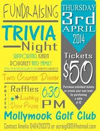wednesdays are trivia nights join us at one of these fabulous