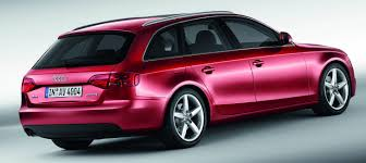 pink audi 2009 audi a4 avant stylish station wagon to debut in geneva