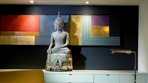 Buddha Decorations For The Home by Buddha Modern Art Interior Decorating Ideas Youtube