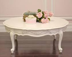 white vintage coffee table antique white coffee table coffee tables