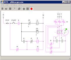 belajar cara membuat rangkaian skematik download software