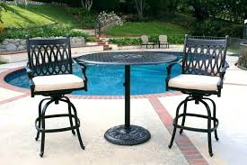 Patio Tables And Chairs On Sale Lowes High Top Patio Furniture Table And Chairs Impressive With
