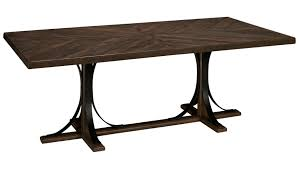 dining tables interesting trestle dining tables farmhouse trestle