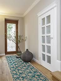 benuta tappeti benuta tappeto passatoia kaleido azzurro 80x240 cm 100