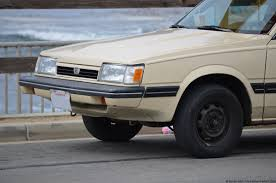 subaru leone sedan is the subaru gl loyale a future classic ran when parked